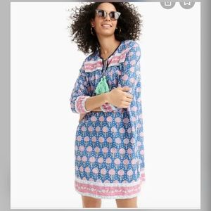 NWT, SZ Blockprints X J.Crew, Leyla Dress